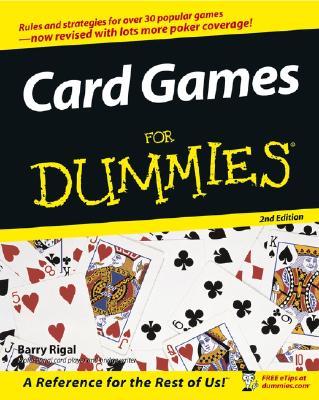 Card Games for Dummies By Rigal, Barry/ Sharif, Omar (FRW)