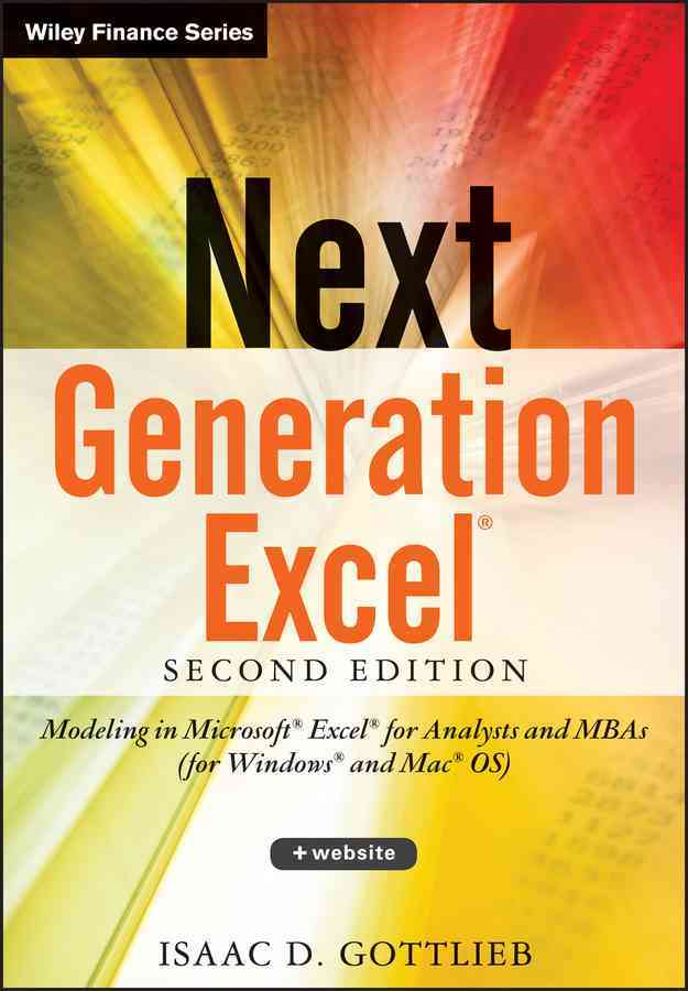 Next Generation Excel By Gottlieb, Isaac